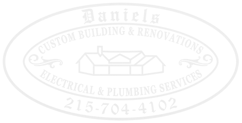 Daniels Custom Building and Renovations Logo